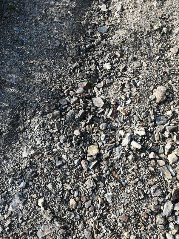 Le sol argilo-calcaire du domaine Monts et Merveilles