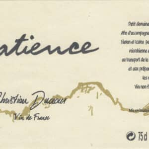 Patience 2019
